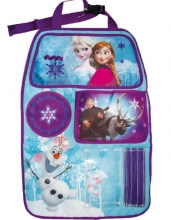 Kaufmann toy bag for car seats Frozen - The Icequeen