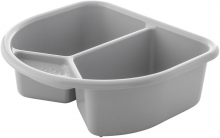 Rotho washing bowl Top stone grey