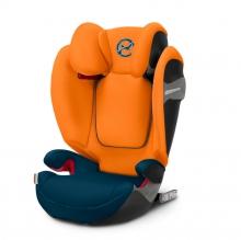 Cybex Solution S-Fix Tropical Blue 15-36kg