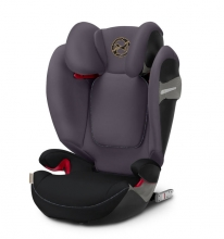 Cybex Solution S-Fix Premium Black 15-36kg