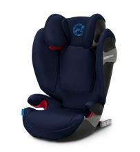Cybex Solution S-Fix Indigo Blue 15-36kg