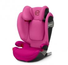 Cybex Solution S-Fix Fancy Pink 15-36kg