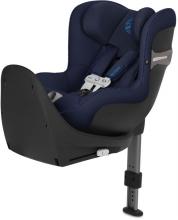 Cybex Sirona S I-Size inkl. Sensorsafe Indigo Blue Reboarder