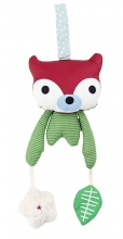 FRANCK & FISCHER Activity Toy Fox Asger