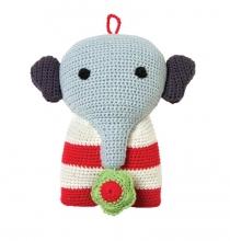 FRANCK & FISCHER Musical toy elephant Bastian
