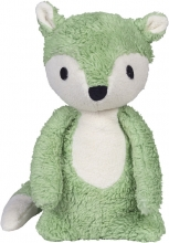 FRANCK & FISCHER Cuddly Toy fox Mikkel green