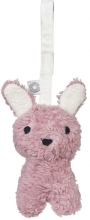 FRANCK & FISCHER Rattle bunny Louise rose