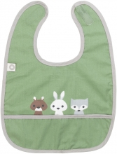 FRANCK & FISCHER Bib friends green