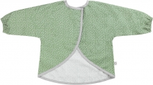 FRANCK & FISCHER Bib with sleeves green