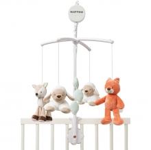 Nattou Nattou Fanny & Oscar musical toy