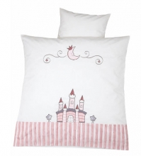 Alvi 401255502 bedding dream castle 100x135cm