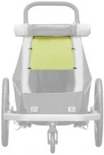 Croozer Sonnenschutz Kid 1/Kid Plus 1 lemon green