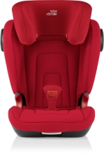 Britax Römer Kidfix² S Fire Red 15-36kg / group 2-3