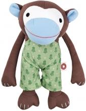 FRANCK & FISCHER Cuddly Toy monkey Frederick green