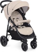 Joie Litetrax 4 stroller Cashew