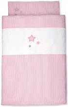 Sterntaler Bed set rose 100x135