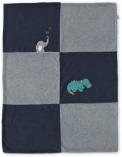 Sterntaler Cuddly blanket Zoo