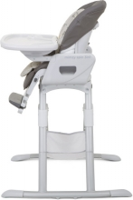 Joie Mimzy Spin 3in1 highchair Geometric Mountains