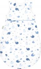 Odenwälder BabyNest® Timmy Cool Coolmax® Schlafsack 70 cm blue