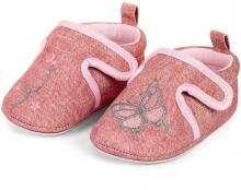 Sterntaler 2301962 baby-bootees 21/22 rose