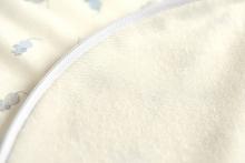Odenwälder Tencel™ Schlafsack Klimasoft cold 90 cm blue