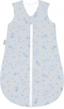 Odenwälder Jersey sleeping bag Allrounder 110 cm bleu