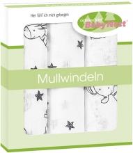 Odenwälder mull diapers animal farm anthrazit