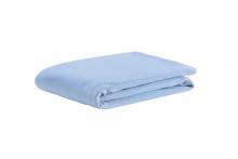 Odenwälder bed sheet jersey 60/120 cm und 70/140cm sky blue