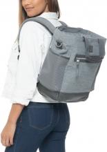 Ergobaby Diaper Bag Coffee Run grey sport