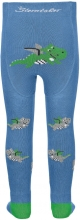 Sterntaler crawling tights s.74 dragon blue