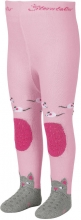 Sterntaler crawling tights s.86 cat rose