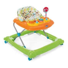 Chicco walking learning aid Circus green wave