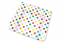 Pinolino terry cover for changing mats Dots