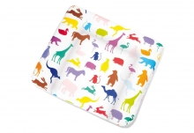 Pinolino terry cover for changing mats Happy Zoo