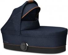 Cybex Balios S & Cot S Denim Denim Blue| blue