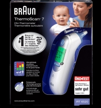 BRAUN ThermoScan 7 Infrared ear thermometer