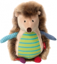 Sigikid 38982 Sweety Patchwork mini hedgehog