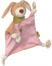 Sigikid 38995 comforter rabbit green