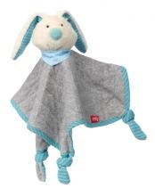 Sigikid 39043 Comforter bunny mint Urban Baby Edition