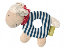 Sigikid 40502 graspy toy sheep Green