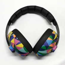 Banz Baby Earmuffs kaleidoscope (0-2 years)