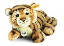 Steiff 066269 Radjah dangling baby tiger 28 brown/black
