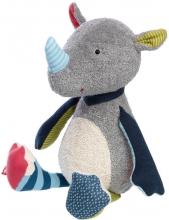 Sigikid 39085 Rhino Patchwork Sweety