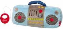 Sigikid 41922 musical toy radio papa & me