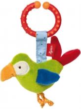 Sigikid 42254 Anhänger Papagei Baby Activity