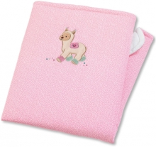 Sterntaler Cuddly blanket lama lotte