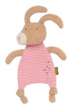 Sigikid 39106 comforter rabbit green