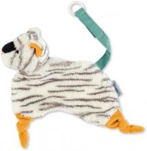 Sterntaler comforter S zoo tiger Tapsi