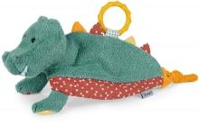 Sterntaler comforter M zoo crocodile Konrad