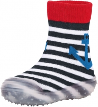 Sterntaler adventure-socks 25/26 anchor